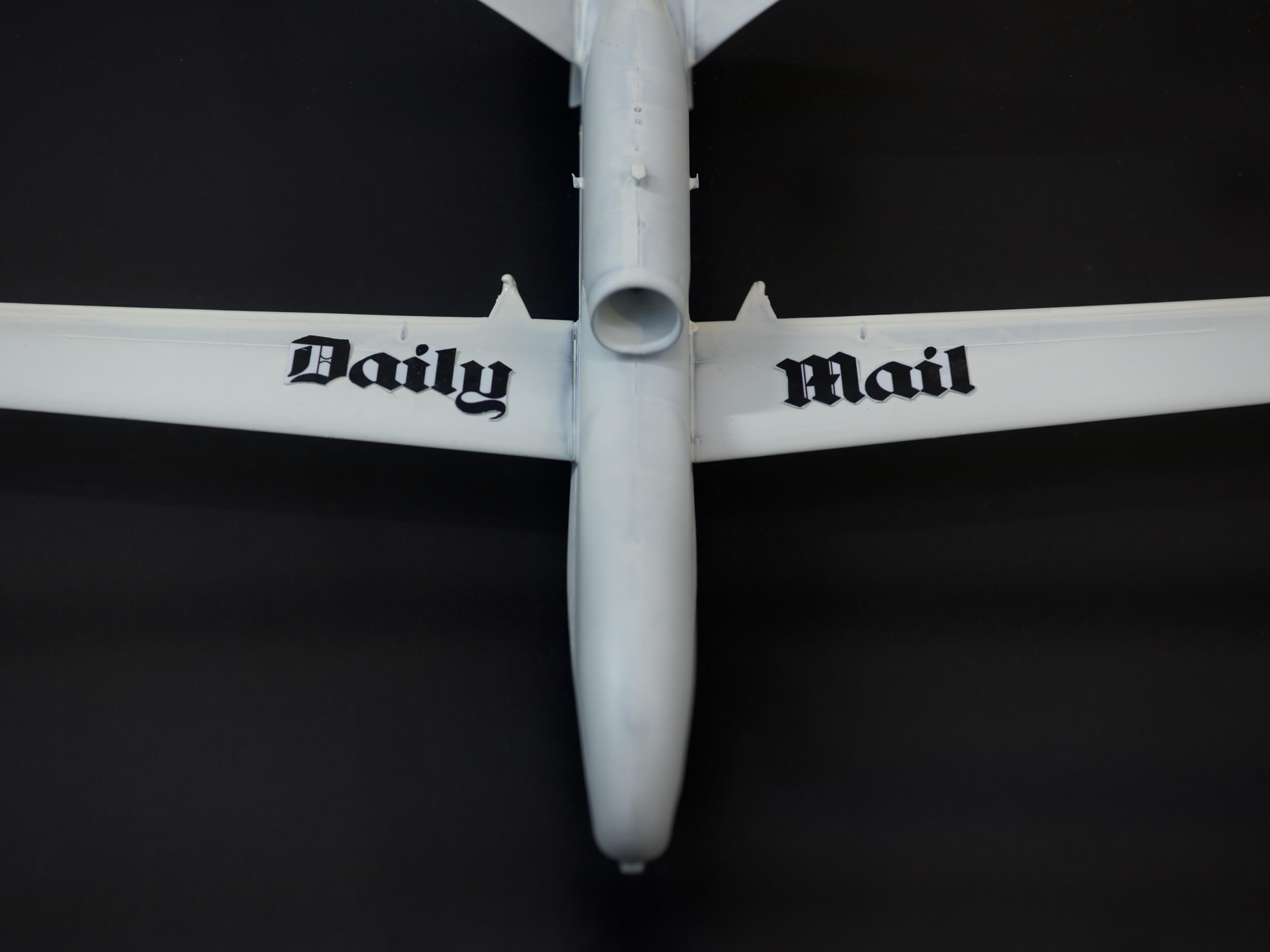 Daily Mail Drone