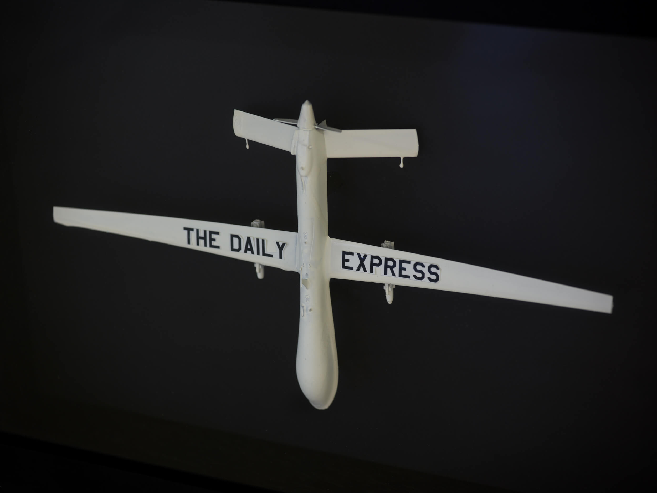 Daily Express Drone